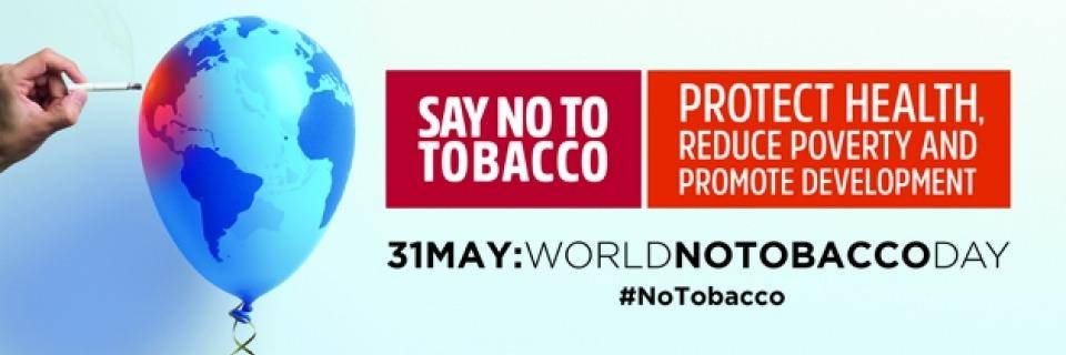 Wereld Anti-Tabak dag