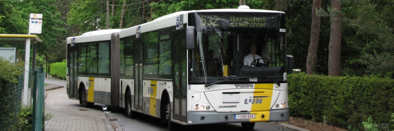 De Lijn - openbaar vervoer